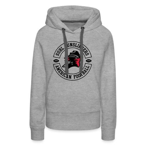 Gunslingers Frauen Premium Hoodie - Frauen Premium Hoodie
