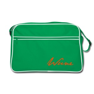 Wune Bag - Retro Tasche