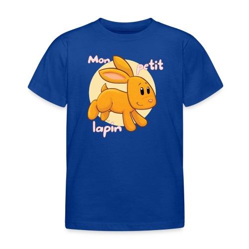 Mon petit lapin - T-shirt Enfant