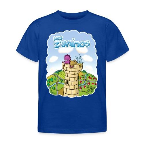 Les Z'aminos - T-shirt Enfant