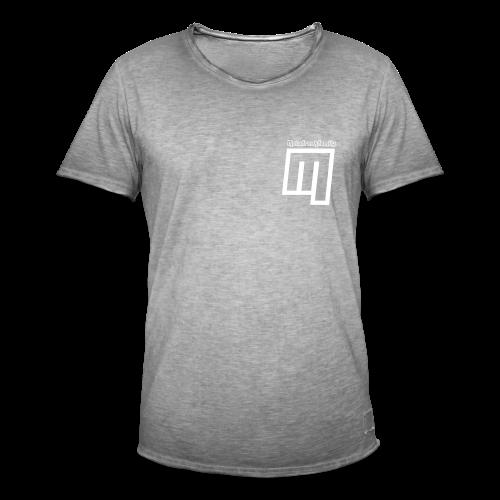 M'emblem - Männer Vintage T-Shirt