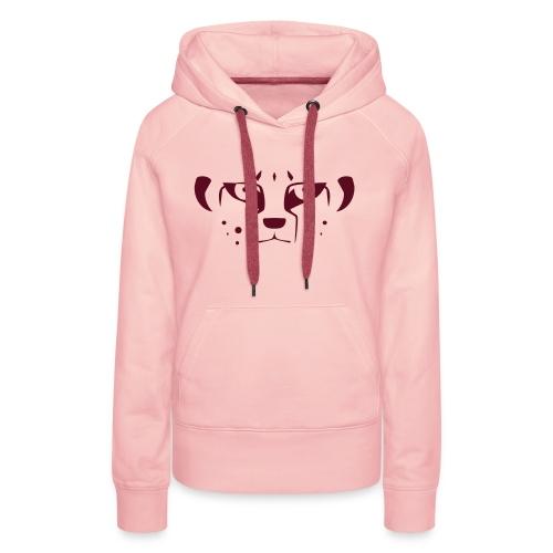 Gepard - Frauen Premium Hoodie