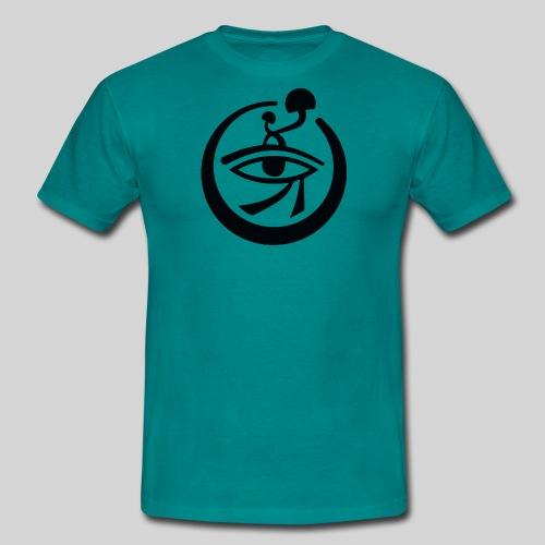 Pilz Horus - Männer T-Shirt