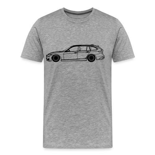 F*31 - Männer Premium T-Shirt
