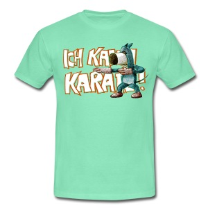 Ich kann Karate! - Men's T-Shirt