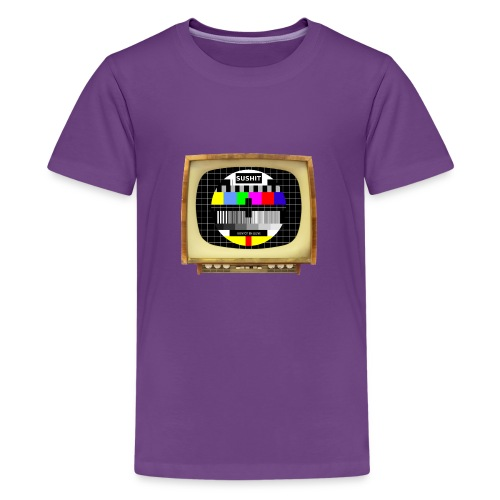 T Shirt Enfant Sushit - T-shirt Premium Ado