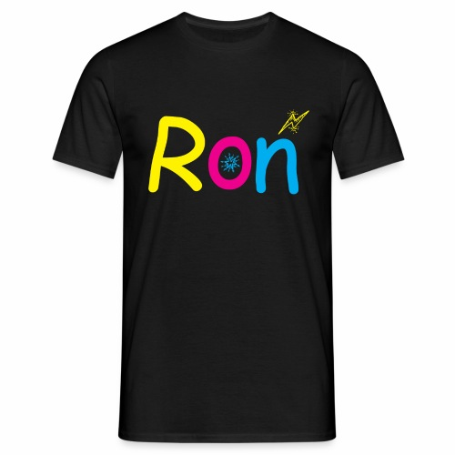 Ron's bad shirt for men - Men's T-Shirt