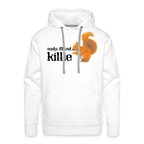 Nuts About Killie - Men's Premium Hoodie