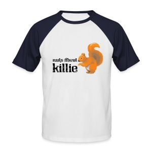 Nuts About Killie - Men's Baseball T-Shirt