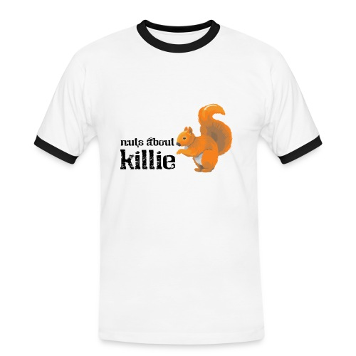 Nuts About Killie - Men's Ringer Shirt