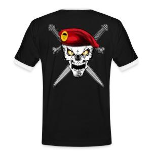 Parachutiste - T-shirt contrasté Homme