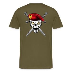 Parachutiste - T-shirt Premium Homme
