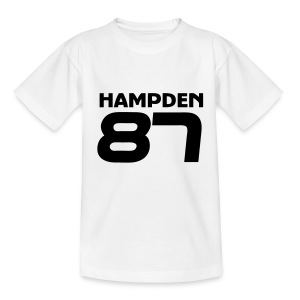 Hampden 87 - Teenage T-shirt
