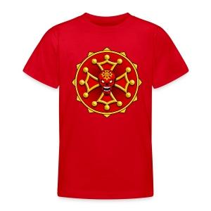 Croix Occitane - T-shirt Ado