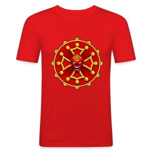 Croix Occitane - Tee shirt près du corps Homme