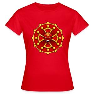 Croix Occitane - T-shirt Femme