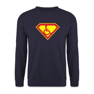 Superhero - Men's Sweatshirt