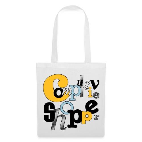 Compulsive Shopper - Tote Bag