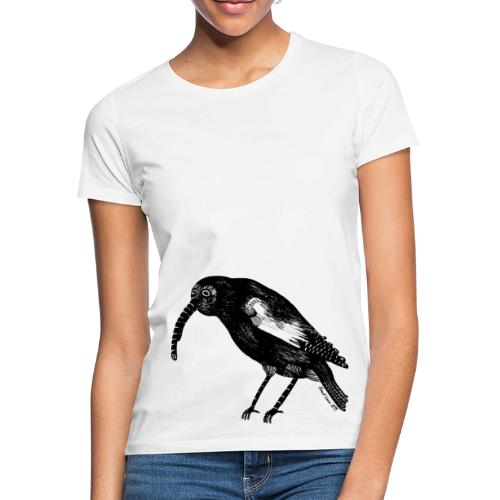 Sandra Barth Königskleidervogel - Frauen T-Shirt