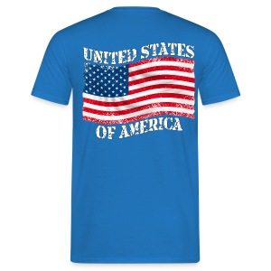 USA United States - T-shirt Homme
