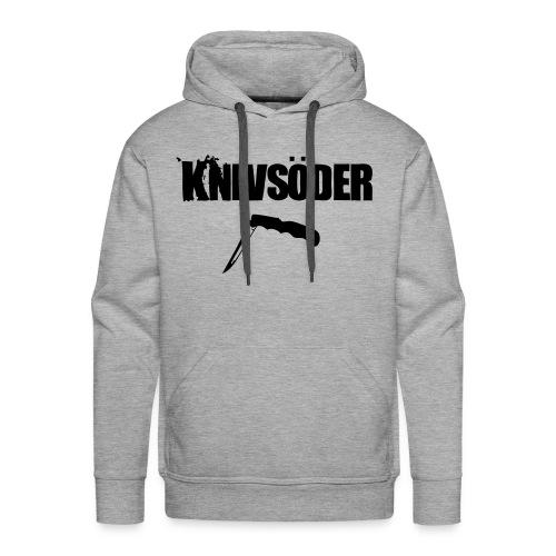 Knivsöder hoodie - Premiumluvtröja herr