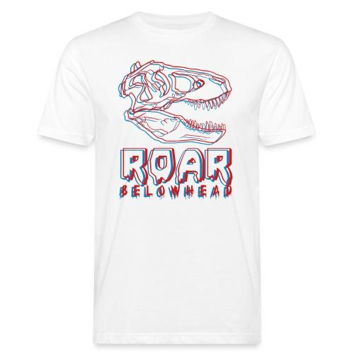roar - Männer Bio-T-Shirt