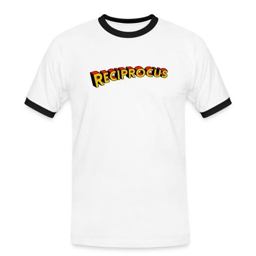 Vintage Superhero Tee - Men's Ringer Shirt