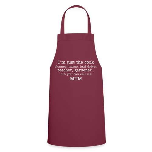 I'm Everything and a Mum Apron - Cooking Apron