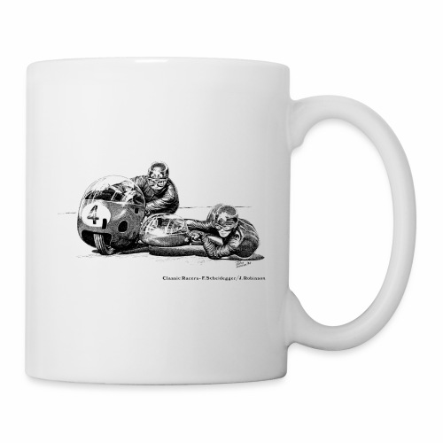 Mug - Fritz Scheidegger & John Robinson - Mug
