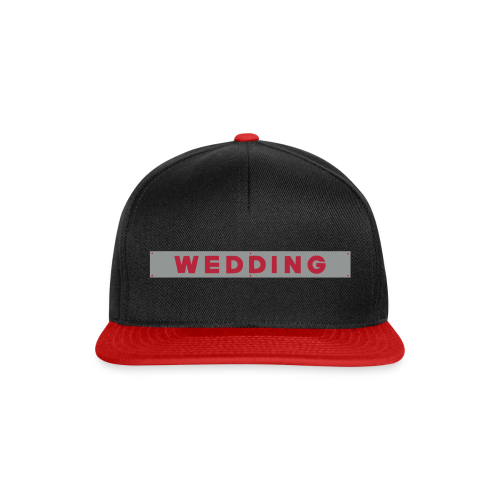 WEDDING Berlin  - Snapback Cap