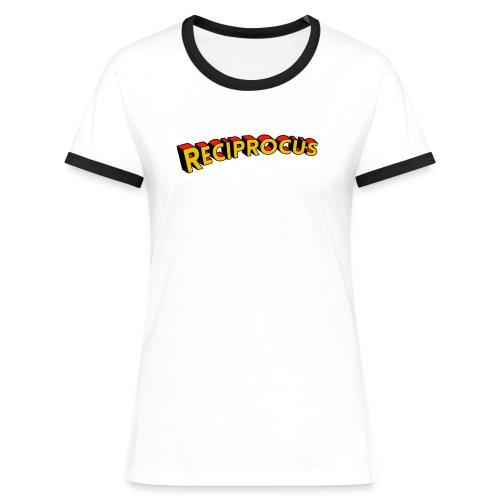 Vintage Superhero Tee - Women's Ringer T-Shirt