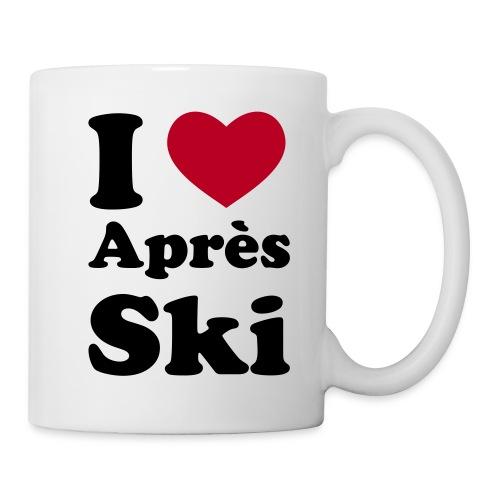 I love apres Ski - Tasse