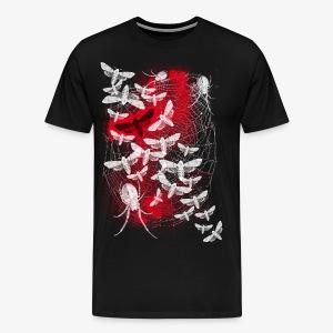 Grusel Insekten Phobie Phobia Horror Männer T-Shirt - Männer Premium T-Shirt