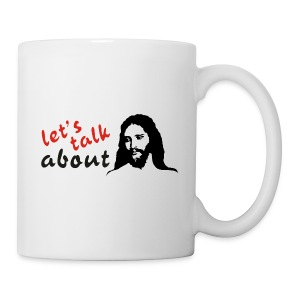 Let's talk about JESUS_Tasse - Tasse