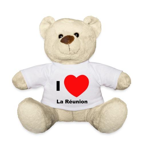 Nounours i love Réunion - 974 - Nounours