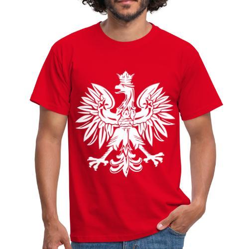 Männer T-Shirt Polska - Männer T-Shirt