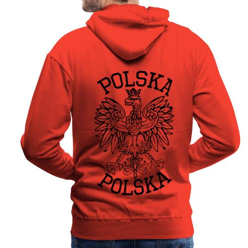 Premium Hoodie, Polska - Männer Premium Hoodie