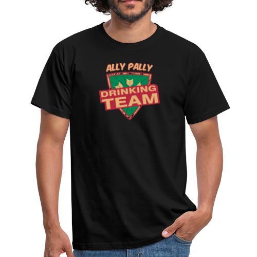 Ally Pally Drinking Team - Männer T-Shirt