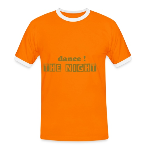 dance the night - T-shirt contrasté Homme