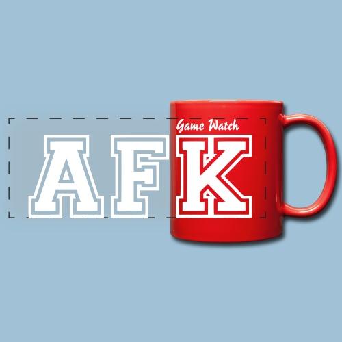 AFK-Panoramatasse - Panoramatasse farbig