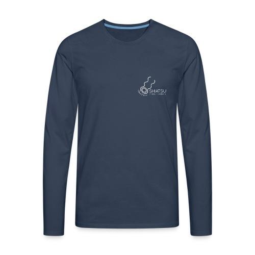 Männer Langarm - Männer Premium Langarmshirt