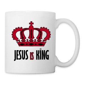 Jesus is King_Tasse - Tasse