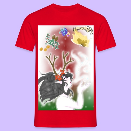 Yule shirt - Men's T-Shirt