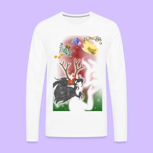 Longsleeve Yule shirt - Men's Premium Longsleeve Shirt