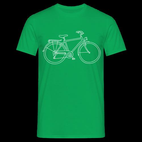 Fahrrad - Männer T-Shirt