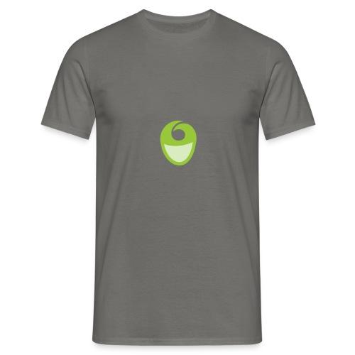 Rofl Logo - Männer T-Shirt