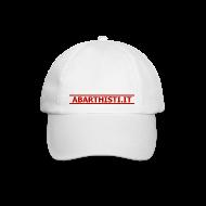 Cappelli & Berretti ~ Cappello con visiera ~ Cappellino Abarthisti bianco