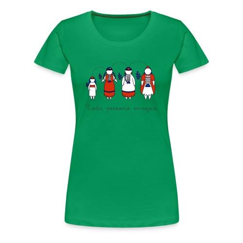 Patrimonio t-shirt - Women's Premium T-Shirt