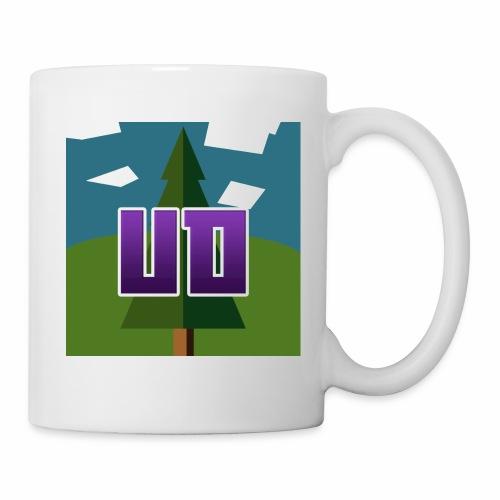 UD White Mug [LOGO] - Mug