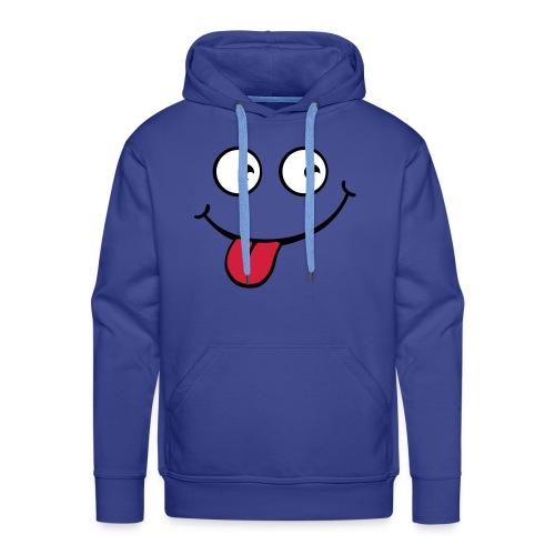 Woooow! sweater - Mannen Premium hoodie